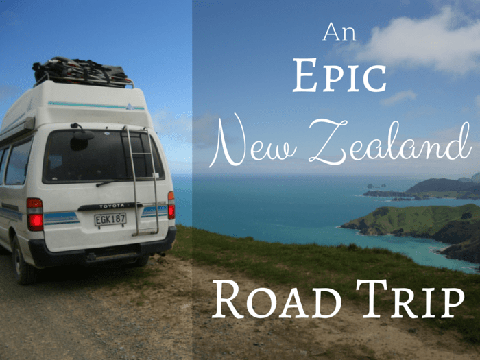 AN EPIC - Backroad Travel Destinations