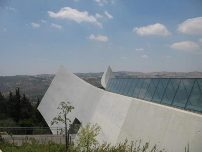 Yad Vashem Holocaust Museum in Jerusalem, Israel.
