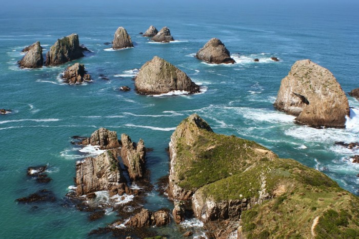 Nugget Point, Catlins, South Island