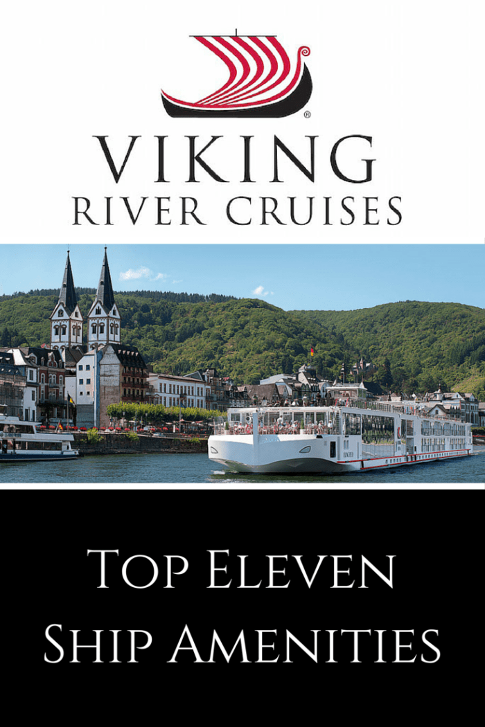 Viking river cruise amenities are designed to pamper passengers with the ultimate in creature comforts. Here are Backroad Planet's Top 11 amenities!