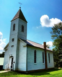 Santa Claus Indiana Church