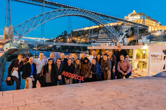 VikingSocial Porto Group - Transitions: A Year in the Life of a Travel Blogger