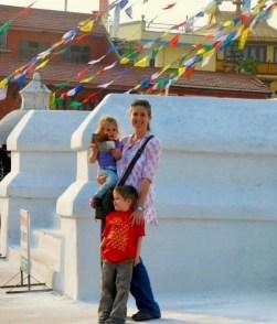 Katja & family from Globetotting