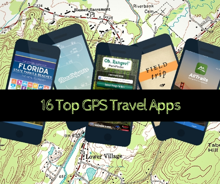 How to Find Anything Anywhere: 16 Top GPS Travel Apps