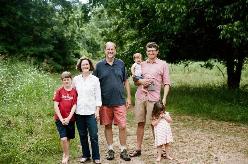 Rodney Mississippi Family