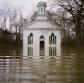 Rodney Mississippi Flood Baptist Church