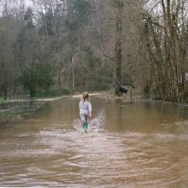 Rodney Mississippi Flood Girl