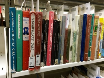 IMG 1235 - How my Books Landed in the de Grummond Collection at USM