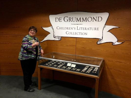 IMG 1255 - How my Books Landed in the de Grummond Collection at USM