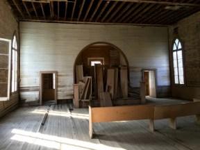 Baptist Church Ghost Town Rodney Mississippi