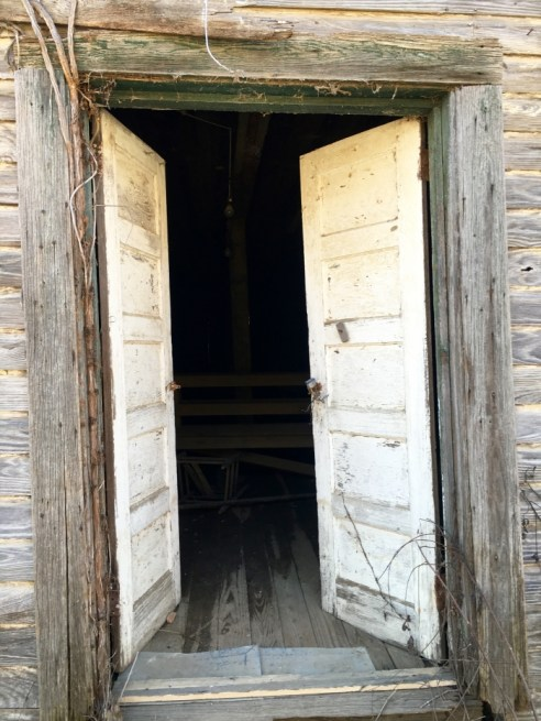 Ghost Town Doors Rodney Mississippi