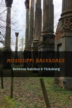 Mississippi BackroadsBetween Natchez and Vicksburg-3