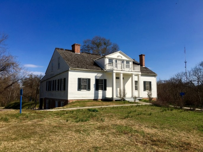 Vicksburg National Military Park Shirley House