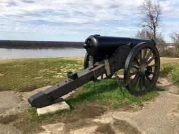Cannon River Vicksburg Mississippi