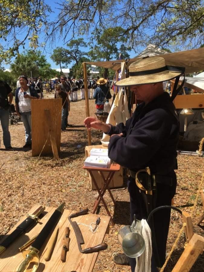 IMG 2290 - 8 Living History & Historical War Reenactments in Florida
