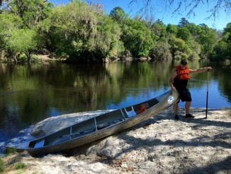 Howard Canoe Suwannee River Florida