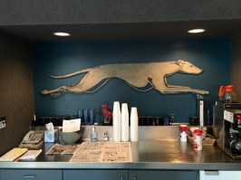 Greyhound Bus Station Jackson Mississippi Coffee Bar
