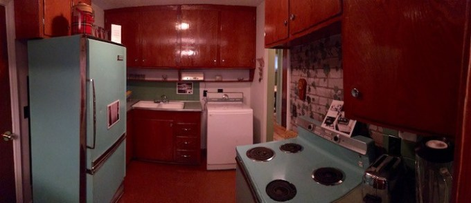 Medgar Evers Home Museum Jackson Mississippi Kitchen