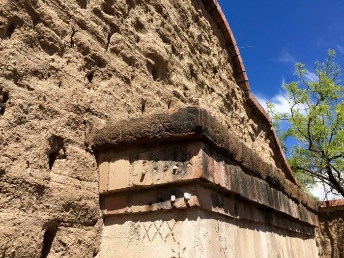 El Tiradito Shrine Tucson Arizona