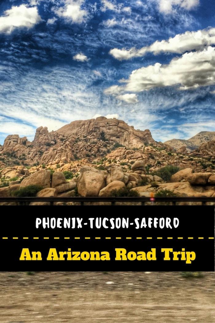 Phoenix Tucson 2 - Phoenix to Tucson to Safford: An Arizona Road Trip