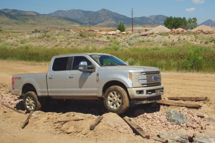 IMG 0738 - The All-New 2017 Ford Super Duty Owns Recreation!