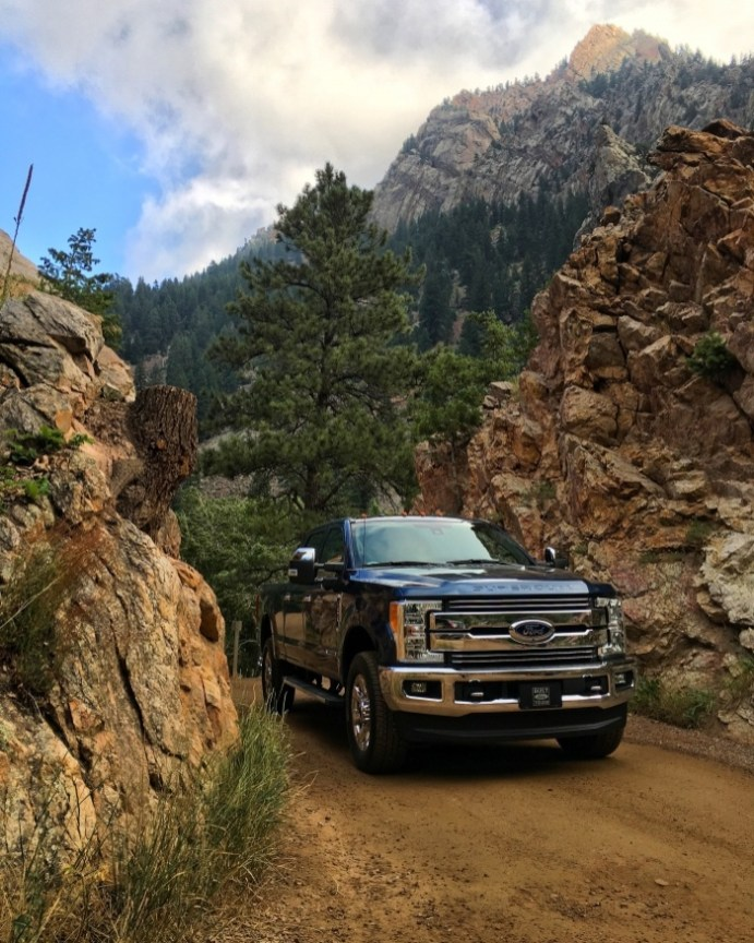 IMG 4573 - The All-New 2017 Ford Super Duty Owns Recreation!