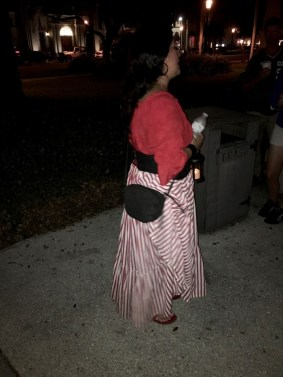 Ghost Tour Guide St Augustine Florida