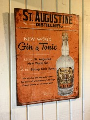 St Augustine Distillery Gin Cocktail Recipe