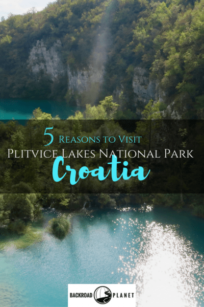 There are more reasons to visit Plitvice Lakes National Park in Croatia than just the stunning beauty of these UNESCO World Heritage lakes & waterfalls!