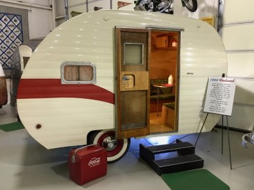 Sisemore RV Museum Amarillo Texas