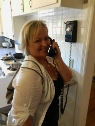 Terri Marshall Phone Buddy Holly Center Lubbock Texas