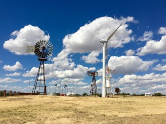 American Wind Power Center Lubbock Texas