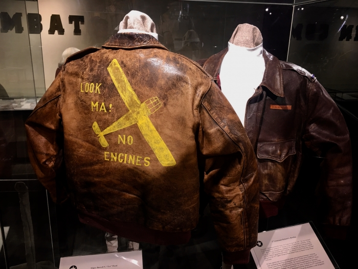 Silent Wings Museum Lubbock Texas Jackets