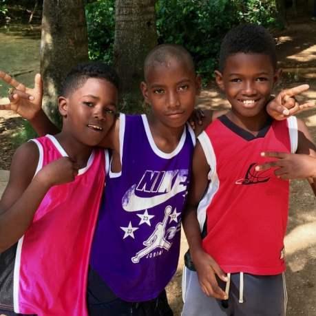 Dominican Boys