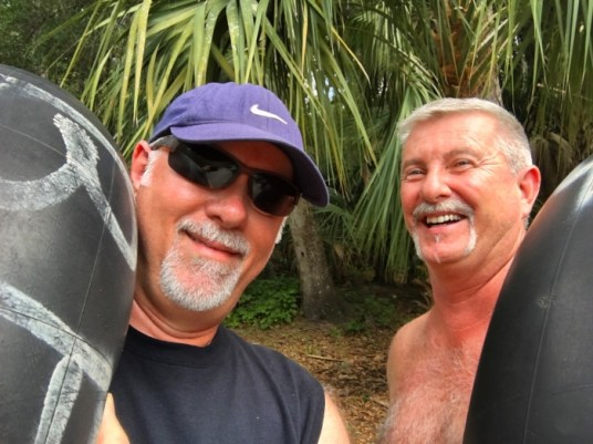 Howard Blount Jerry Woods Tubing