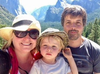 Karilyn & family of No Back Home