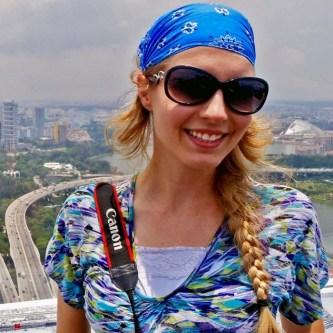 Erin of Traveling Thru History