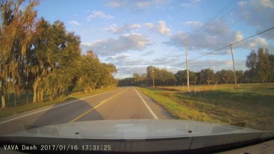 2017 0116 173125 005A - The VAVA Car Dash Cam: A Roadtripper's Best Friend