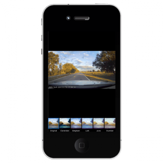 The VAVA dash cam is the perfect way to document roadtripping adventures with 1080p HD photo & video snapshots, a mobile app, & social media sharing.