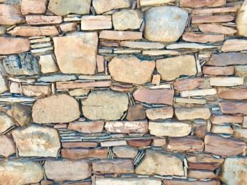 KInishba Ruins National Historic Landmark Arizona Stones