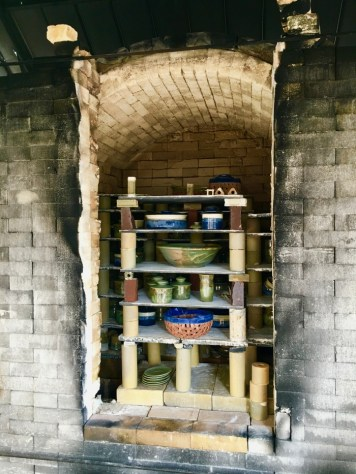 Homestead Heritage kiln