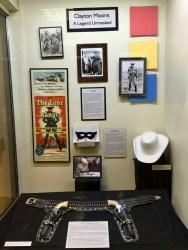 Clayton Moore Lone Ranger exhibit