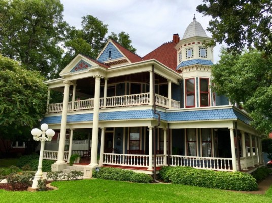historic home Granbury, Texas