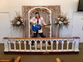 Superstition Mountain Museum Elvis Chapel