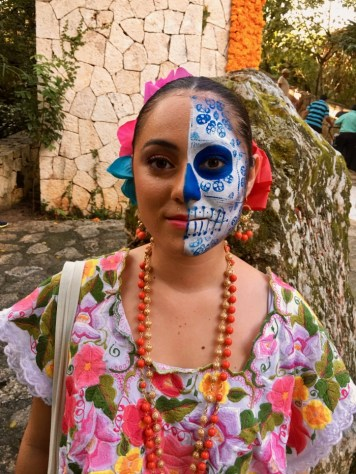 IMG 7893 - Xcaret Day of the Dead Festival