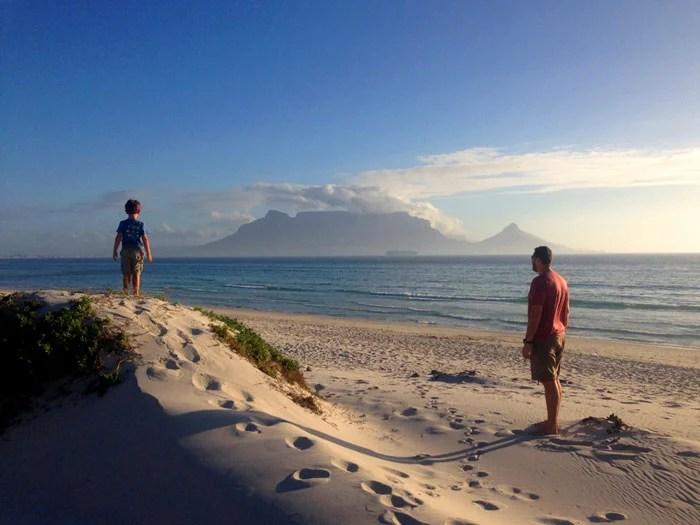Big Bay Beach South Africa