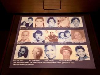 Brown Board Education NPS Site Topeka Linda
