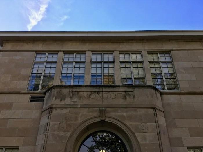 Brown Board Education NPS Site Topeka Monroe