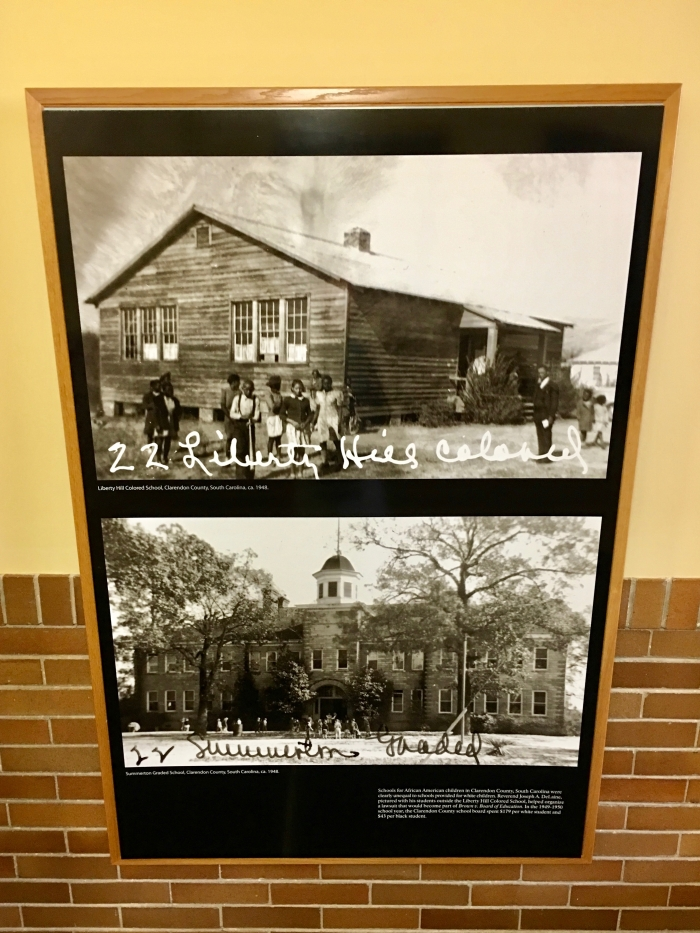 Brown Board Education NPS Site Topeka SC schools