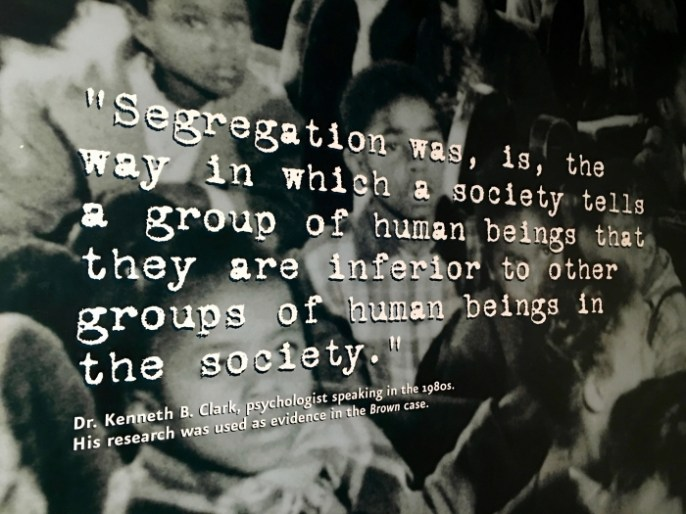 Brown Board Education NPS Site Topeka segregation quote - Explore Civil Rights History in Topeka, Kansas: 5+1 Key Sites